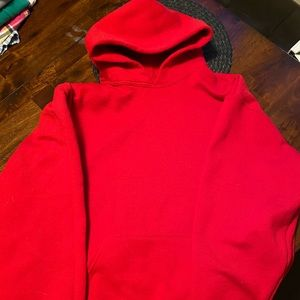 Other - Red Hoodie - XL